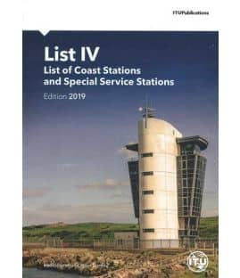 List IV - List of Coast Stations and Special Service Stations 2019