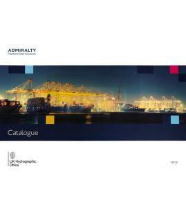 NP 131 AMIRALTY Chart Catalogue