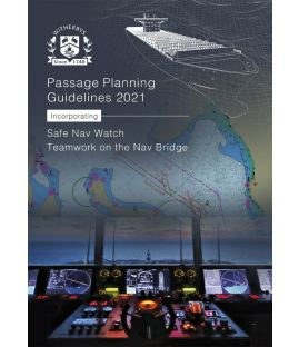 Passage Planning Guidelines 2021